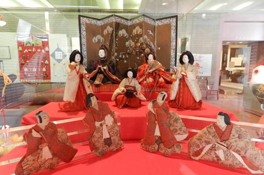 花巻新渡戸記念館 収蔵資料展「雛人形展 花巻の春 桃の節句」