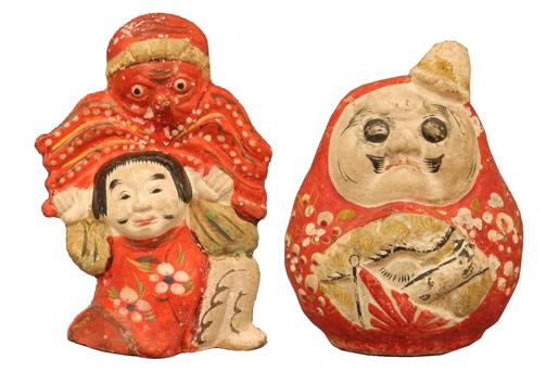 花巻市博物館花巻人形展