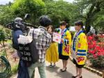IBC岩手放送「じゃじゃじゃTV」で生中継されました!