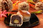 秋の味覚がまるごと♪プレミアム花巻温泉あんぱん