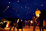 願いを夜空に浮かべよう★スカイランタンイベント「はなまき星めぐりの夜」