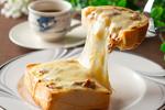 【新登場】Café de 蔵限定「プルドポークピザトースト」