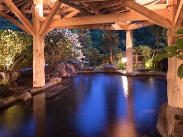 【素泊りプラン】気楽にのんびり♪ホテル3館の温泉と露天風呂を満喫(食事なし)