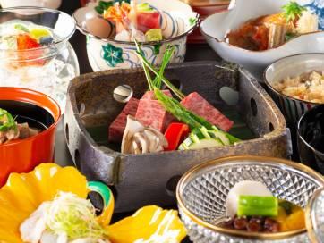 【至福の佳松園会席】本物であり新しい、一箸ごとに笑みがこぼれる日本料理のおもてなし
