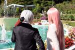 「花巻温泉秋のバラ園 コスプレ撮影会」が開催されました!