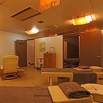ホテル千秋閣B1Fアロマエステ「ベルフィーユ」